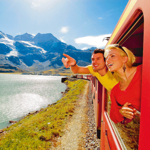Swiss Railway Experiences Bernina Express & Arosa Railway